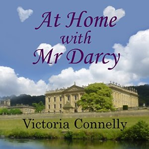 At Home with Mr Darcy by Victoria Connelly narrated by Jan Cramer