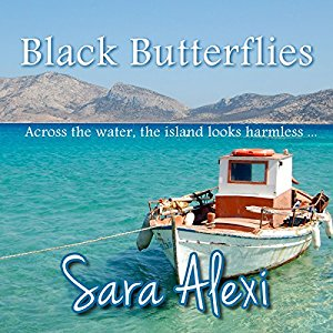 Black Butterflies, written by Sara Alexi and narrated by Jan Cramer