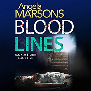 Blood Lines, written by Angela Marsons and narrated by Jan Cramer