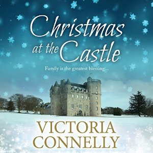 Christmas at the Castle, written by Victoria Connelly and narrated by Jan Cramer