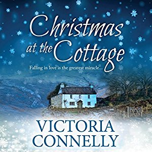 Christmas at the Cottage, written by Victoria Connelly and narrated by Jan Cramer