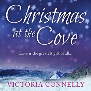 Christmas at the Cove by Victoria Connelly narrated by Jan Cramer