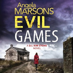 Evil Games, written by Angela Marsons and narrated by Jan Cramer