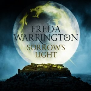 Sorrows Light written by Freda Warrington narrated by Jan Cramer.