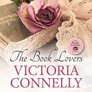 The Book Lovers, written by Victoria Connelly and narrated by Jan Cramer