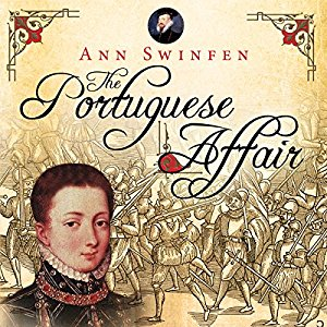 The Portuguese Affair, written by Ann Swinfen and narrated by Jan Cramer
